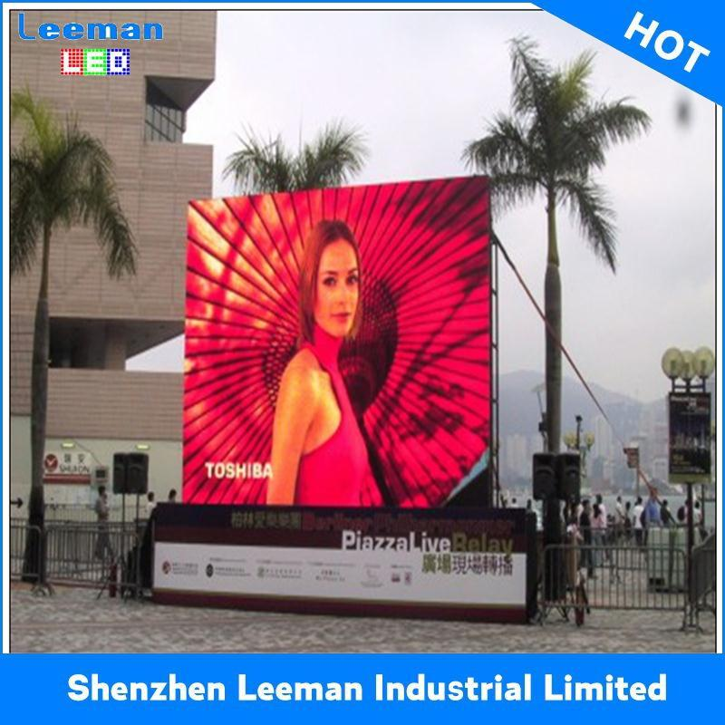 smd rgb panel p7.62 high quality board car led sign display