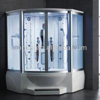 MEXDA 2014 Luxury steam shower enclosure,big steam room,bathroom steam shower cabin YH3608 (CE,SAA,ETL,SUV,TUV,ISO)
