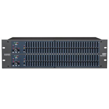 Sound Peripheral Equalizer 1231 With Maintenance-free Performance 3u - Buy  Sound Equalizer,1231 Equalizer,Maintenance-free Performance Product on