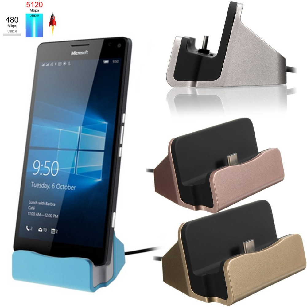Desktop Dock Charging Charger Sync Cable Cradle Station For Xiaomi Mi 6