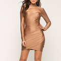 Fashion Clothing Women Sexy Bodycon Ladies Wears Dress