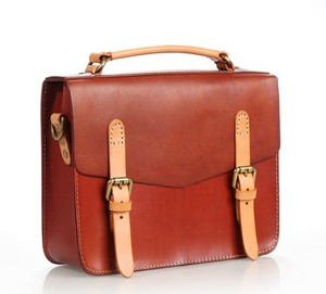 Best Real Women Leather Shoulder Bag Messenger Bag Handbag 5054