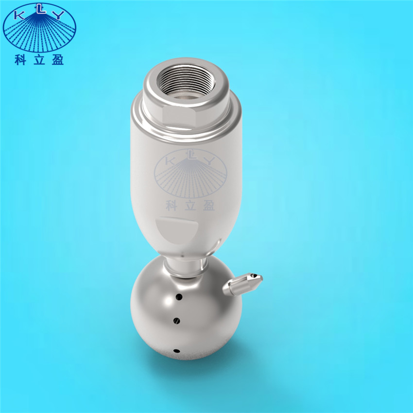 SG4 High efficient tank washing nozzle for small to medium sized tanks