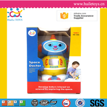 Hot Selling Huile Baby Battery Operated Robot Toy 506