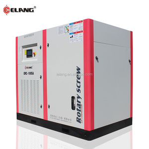 100HP/75KW 450 cfm Permanent-Magnet VSD Screw Air Compressor for Sale