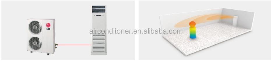 2016 96000btu lg floor standing air conditioner with 1500-2000m2