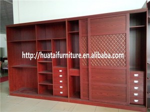 Exceptionnel Wholesale Sliding Wood China Book Cabinets Used Bookcase Wall Units