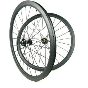 38MM Height 25MM Width Carbon Wheelset Novate791 792 Hub Bike Wheels