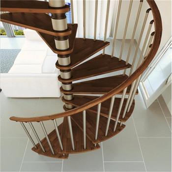 Casa Duplex Escaleras De Caracol Al Aire Libre/interior Escalera ...
