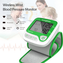 Koogeek Automatic Wrist Blood Pressure Monitor wifi Connected Smart BP Monitor with free app