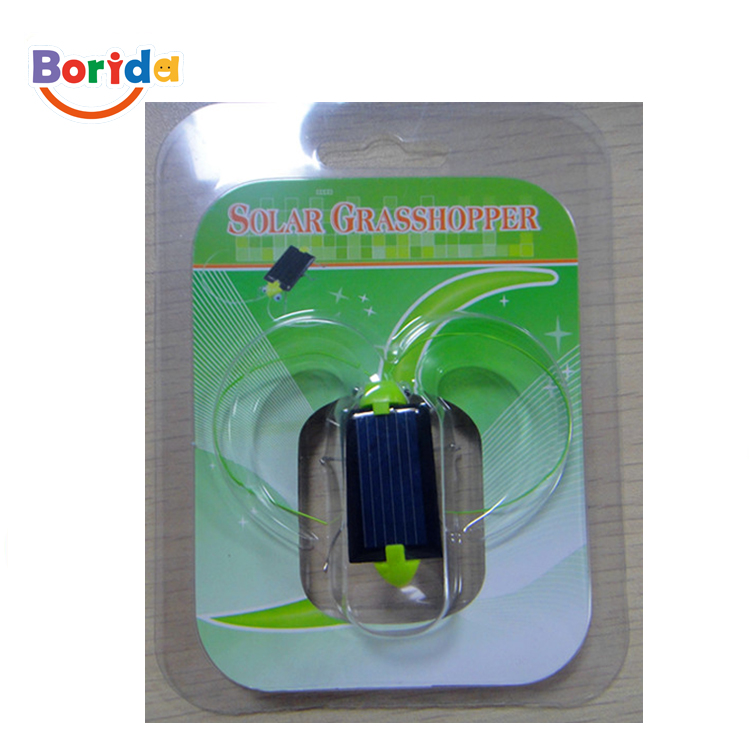 easy operation hot sale eco friendly mini solar powered solar toy for children