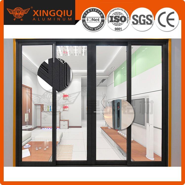 Aluminum Sliding Door Design In Kitchen Aluminum Sliding Door