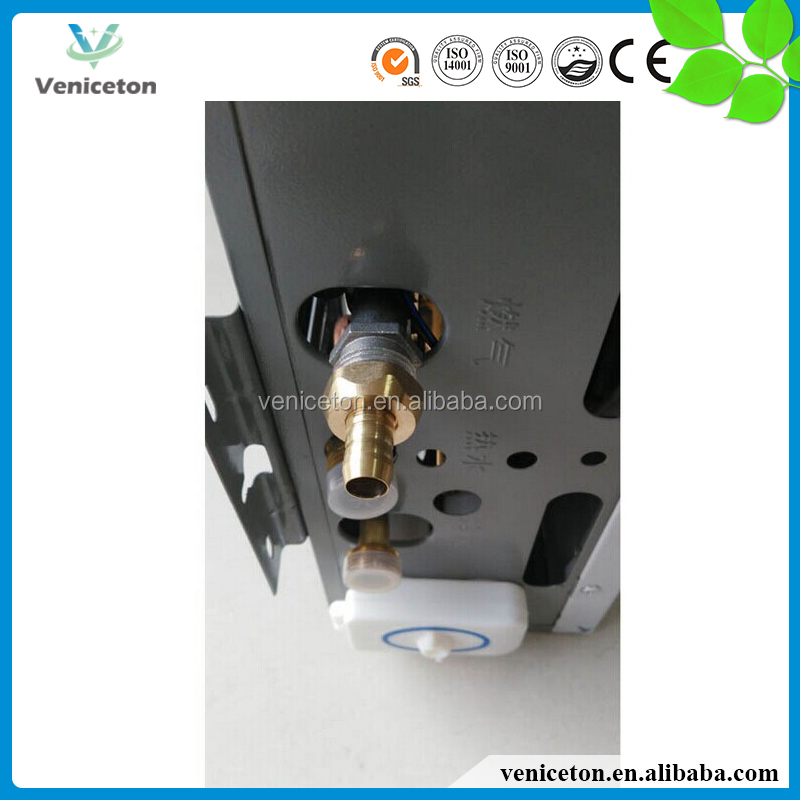 Veniceton biogas gas flue type gaz heater with ce made in China