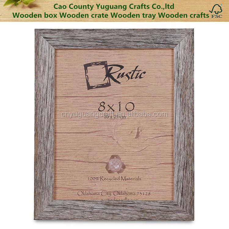 Venta al por mayor marcos en madera-Compre online los mejores marcos ...