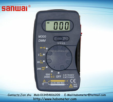 digital multimeter M300 pocket-size Multimeter