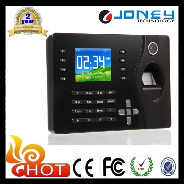 C081 Biometric Fingerprint Scanner Employee online time clock
