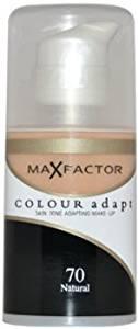 Women Max Factor Colour Adapt Skin Tone Adapting Makeup - # 70 Natural Make Up 1 pcs sku# 1792388MA