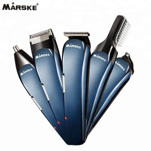 MARSKE Professional Rechargeable Beauty Care Razor Hair Clipper 5in1