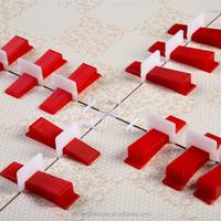 Plastic material porcelain ceramic floor wall tile leveling tools formwork system/