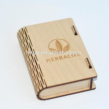 Logo Personnalise Nouveau Design Contreplaque Couverture De Livre De Livre En Bois Buy Couvertures De Livre Couverture De Livre De