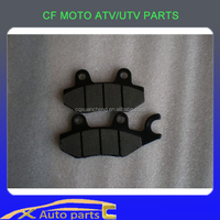 utv buggy parts,quad bike parts,for cf moto brake pad (front right) 9060-080810 for cfmoto z6