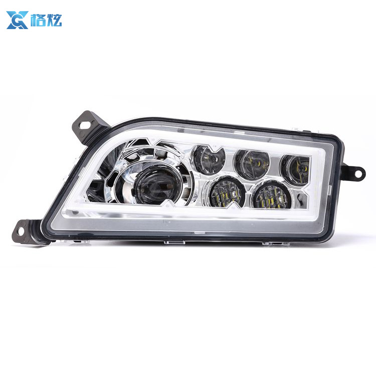 Otomatik Kiti 4x4 ATV UTV aksesuarları için Led far RZR XP 4 1000 Polaris 1000 RZR XP