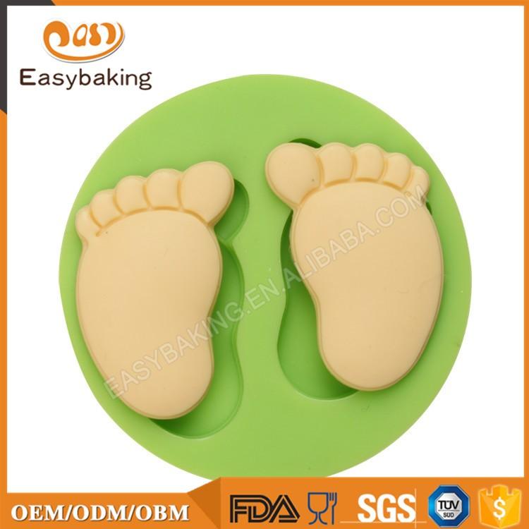 ES-1302 Baby Feet Silicone Mould