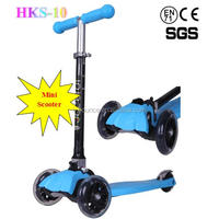 Three Wheel Scooter Kids Scooter Foldable Scooter HKS-10