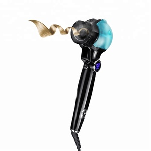Professional Auto Steam-Spray Hair Curler Magic Styling Machine