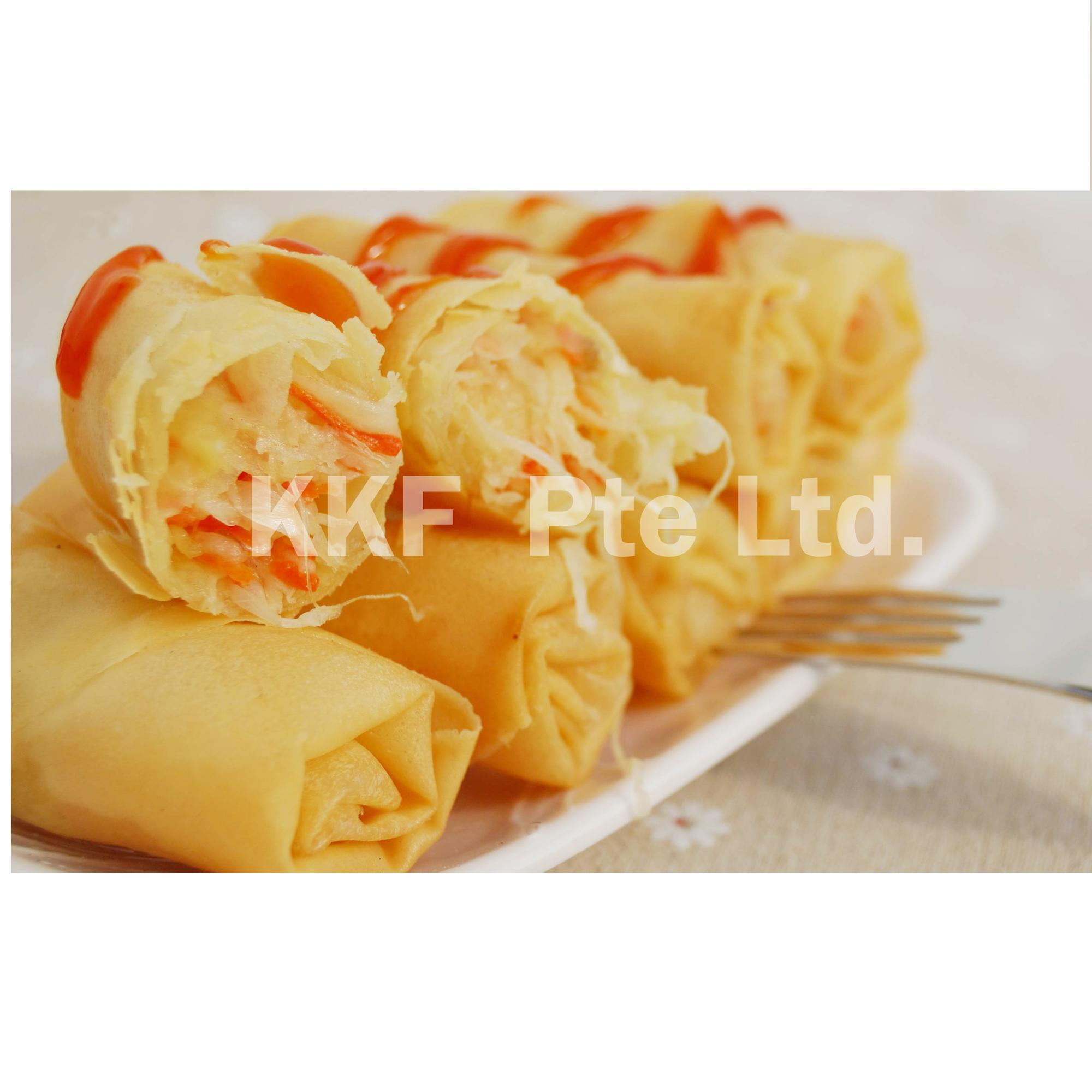 Singapore Food Suppliers Vegetable Spring Roll