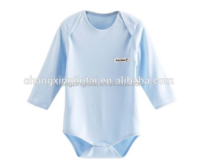 100% Cotton Breathable Baby Clothes / Baby Clothing / Baby Ramper