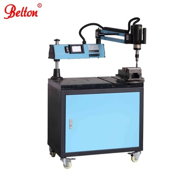 220V 50HZ Long arm electrical tapping machine price nut automatic tapping machine for sale KZ-M24