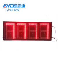 Dongguan LED Small Price Display Outdoor LED Display LED Digital Display for Gas Station
