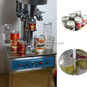 the popular beverage can seamer / electric can seaming machine