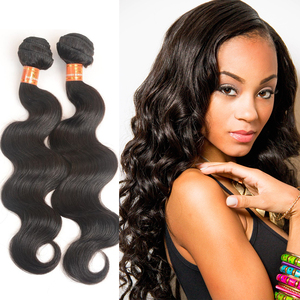 Good news!virgin remy hair extensions 10 inch body wave brazilian hair wholesale hair weave