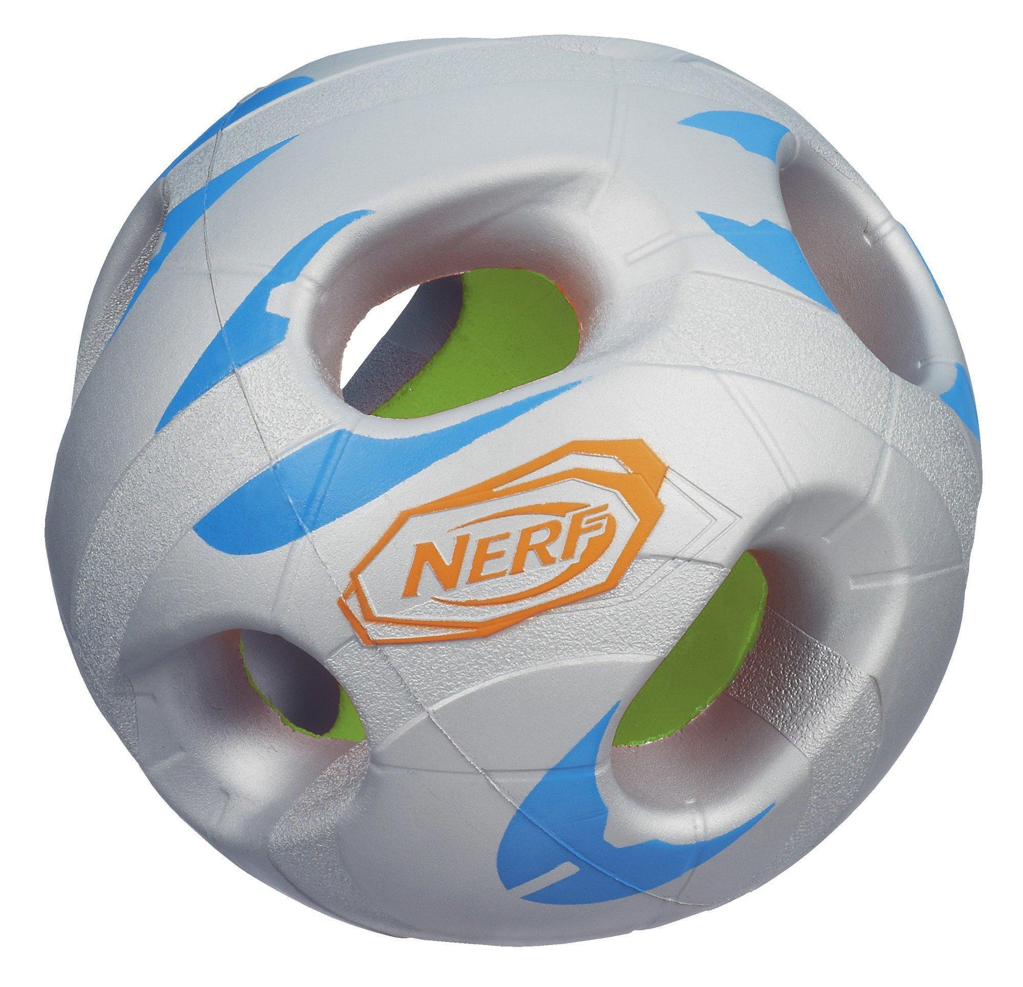 Nerf Sports Bash Ball, Silver