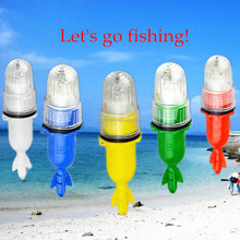 Cheap 2000m underwater LED fishing chemical signal light