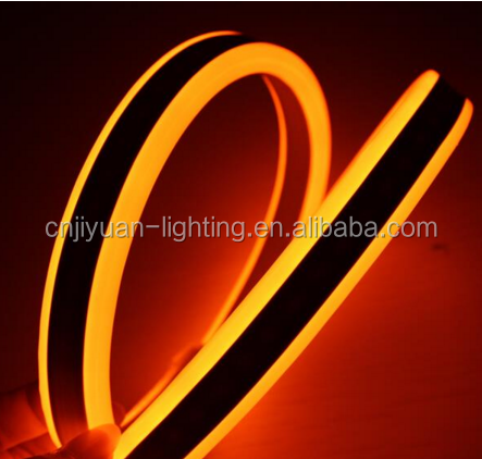 free samples 12 Volt square flexible el wire neon led 16x16mm for swimming pool
