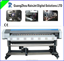 Dx7 head eco solvent printer,1.6m width Chinese inkjet printer