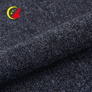 Customized design solid color eco friendly turkey velvet polyester velour fabric for sports wear