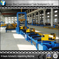 Chinese Professional H Beam Automatic Assembly Machine for Heavy Duty