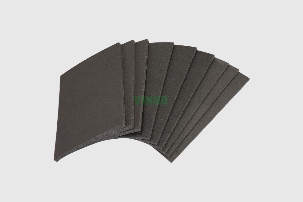 Ground Damping Rubber Soundproof Carpet Tiles