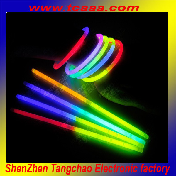 2016 promotional Glow sticks unique party supplies wholesale