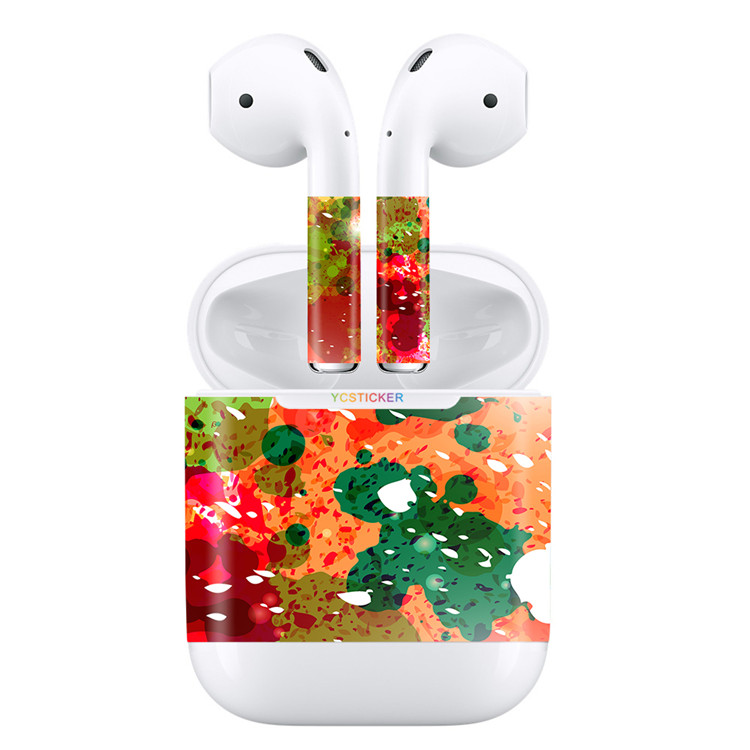 personalized design for airpods skin earphone decoration