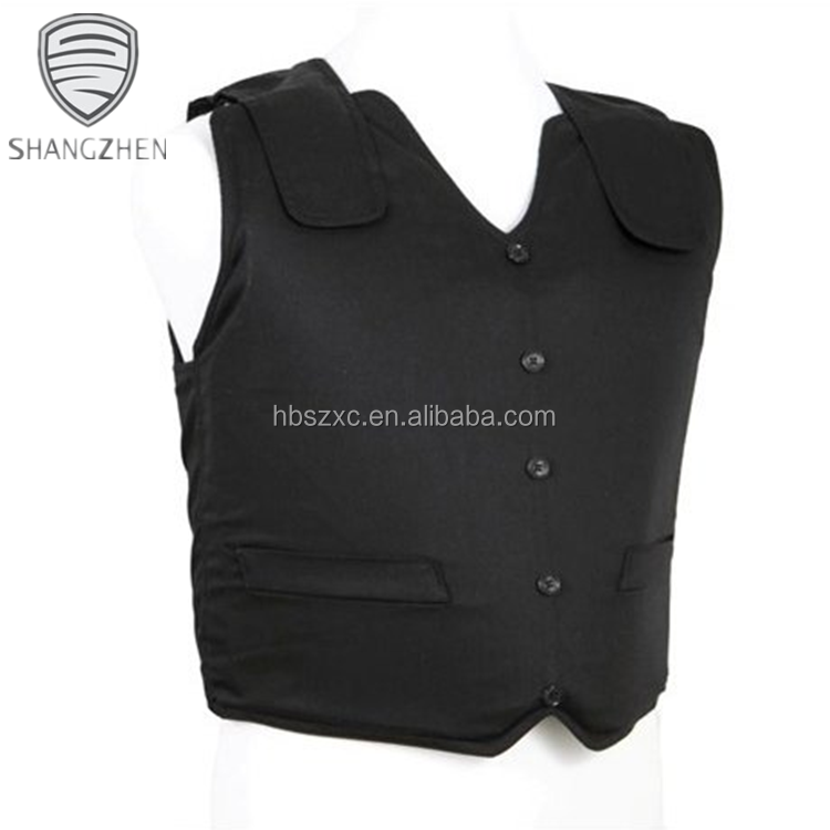 High standard Blank Concealable VIP bullet proof vest