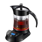 0.4L Household Portable Electric Glass mini Turkish Coffee Maker