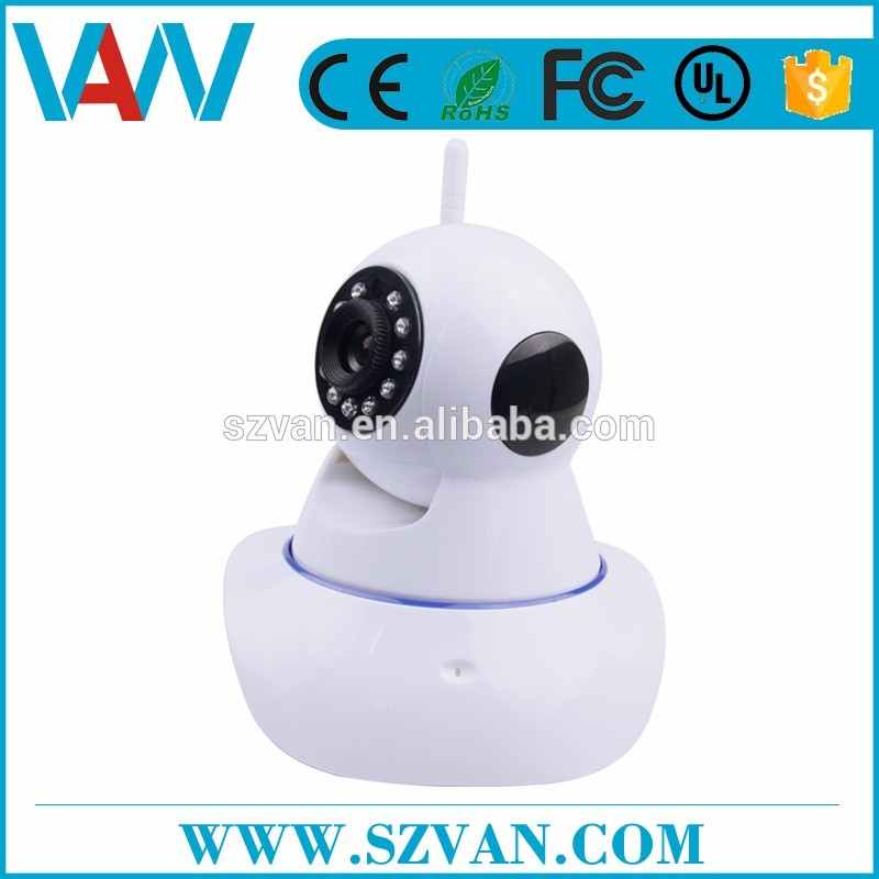 2017 Top Quality Stylish Latest Design indoor wifi ip camera for supermarket and Harbor