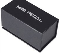 Newly Released OEM Cost-effective Rowin LEF301A Mini Effect Pedal for E-guitar with High Gain Distortion