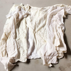 Wholesale White T-shirt Wiper Cotton Clothing Wiping Rags