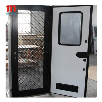 customized cut-out size 550*1100mm simple caravan door & Customized Cut-out Size 550*1100mm Simple Caravan Door - Buy Caravan ...